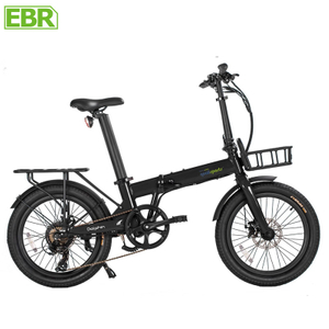 "Qualisports Dolphin - 20"" Folding Electric Bike"